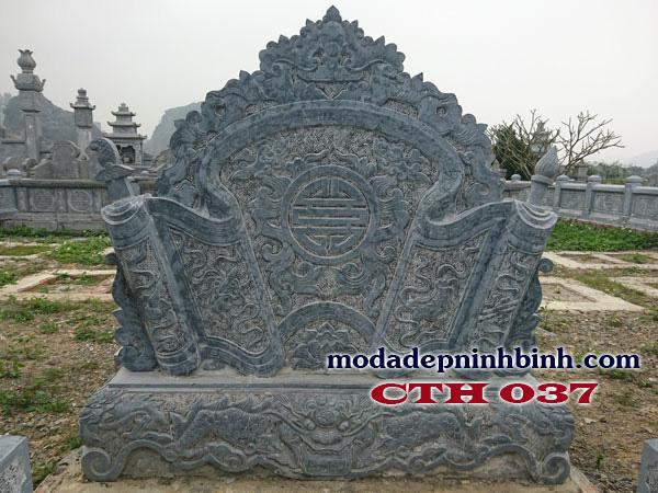 Cuốn thư đá phong thủy thiết kế kiến trúc đặc thù gắn liền với văn hóa truyền thống của người Việt