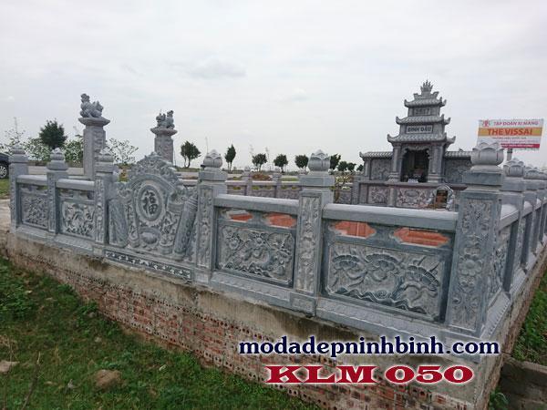 Lăng mộ đá được thiết kế đẹp và hợp phong thủy