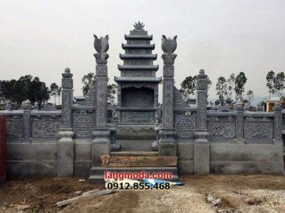 Làm sao để chọn được những mẫu thiết kế lăng mộ đẹp 2018?
