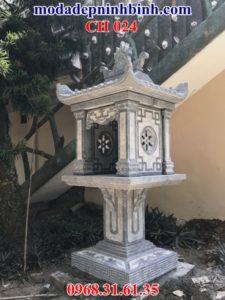 Cây hương đá thờ ngoài trời 024