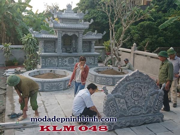 Chọn thời điểm xây mộ đá
