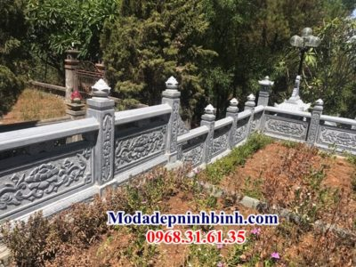 Hàng rào đá xanh tự nhiên Nha Trang 036