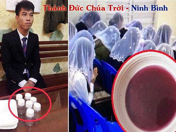 Hội thánh đức chúa trời xuất hiện tại Ninh Bình