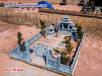 Khuôn viên nghĩa trang gia đình 068