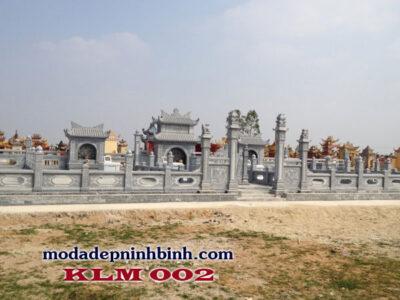 Khu lăng mộ đá 002
