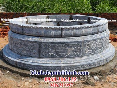 Lăng mộ đá đẹp MKM 097