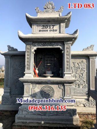Lăng thờ long đình đá LTD 083