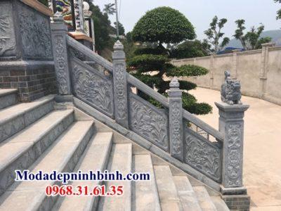 Lan can bậc thềm đá Phú Thọ 031