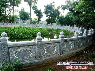 Lan can giếng đình làng Hà Nội 039