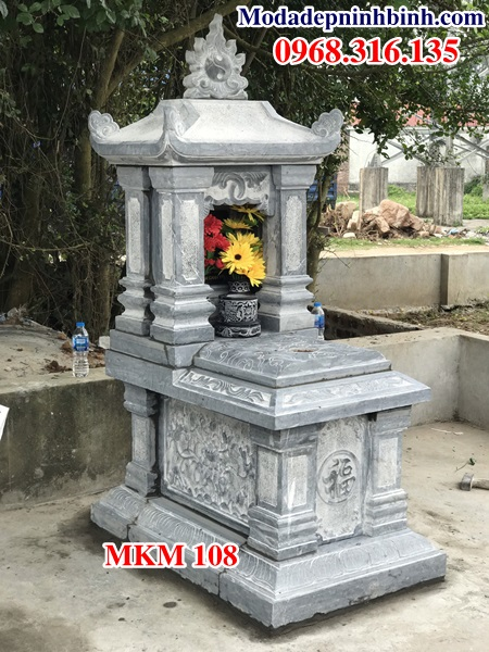 Lăng mộ đá đẹp MKM 108