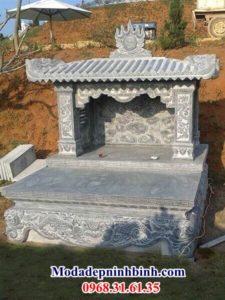 Lăng thờ am thờ đá chung 068
