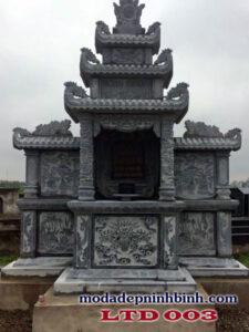 Lăng thờ đá 003