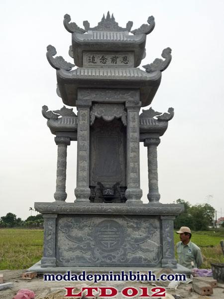 Lăng thờ đá 012