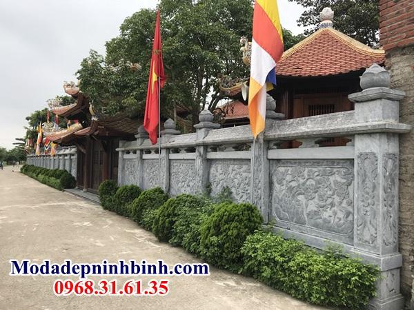 Lắp hàng rào đá Hà Tĩnh 041