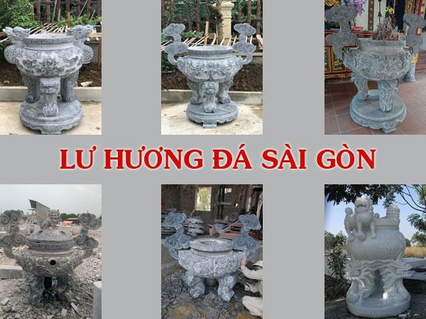 Lư hương đá Sài Gòn