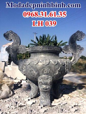 Lư hương đá Ninh Bình 039