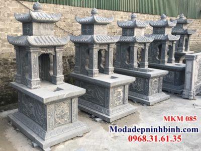 Mẫu mộ đá đẹp Ninh Bình 085