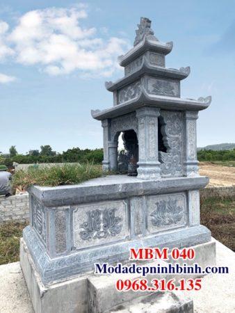 Mộ đá ba mái MBM 040