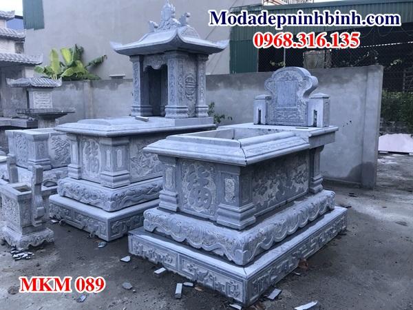 Mộ đá hậu bành MKM 089
