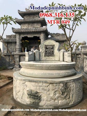 Mộ đá tròn MTR 049