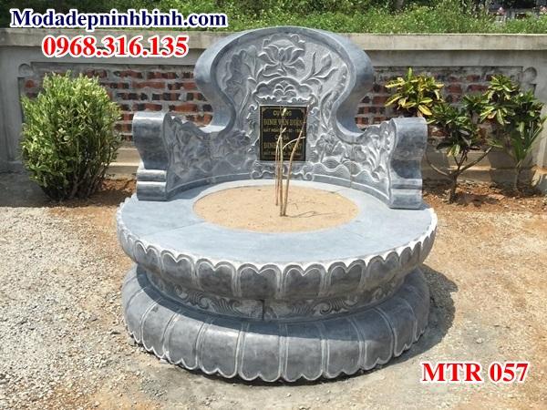 Mộ tròn đá phong thủy MTR 057