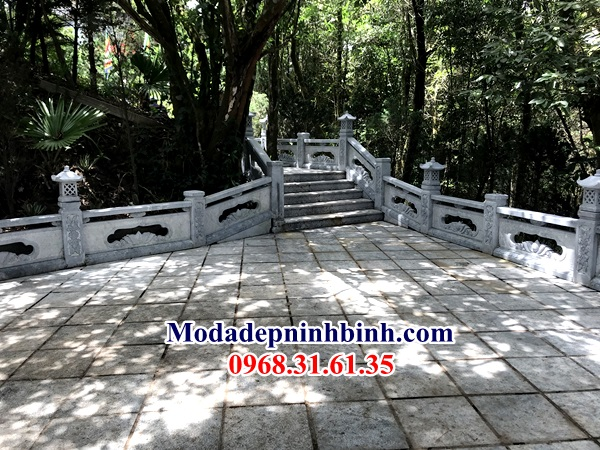 Mẫu lan can đá tại Quảng Ninh 049