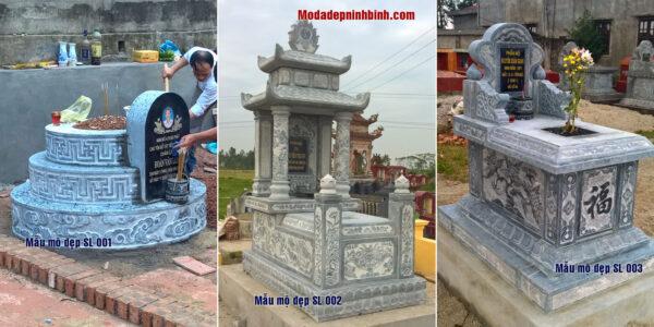 Mẫu mộ đẹp SL 001 002 003
