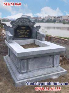 Mẫu mộ tam sơn đơn giản 060