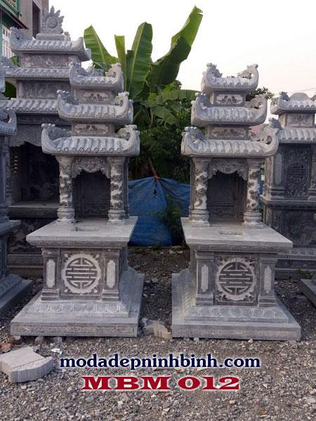 Mộ đá ba mái 012