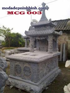 Mộ đá công giáo 003