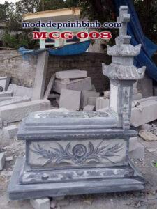 Mộ đá công giáo 008