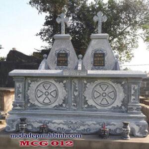 Mộ đá công giáo 012