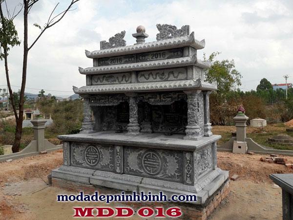 Lăng mộ đôi đẹp