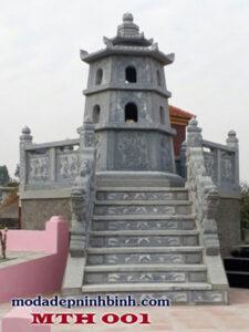 Mộ đá tháp 001