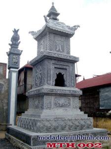 Mộ đá tháp 002