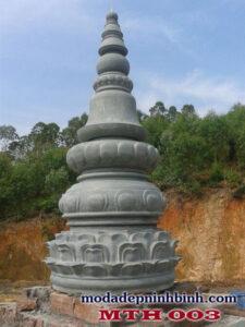 Mộ đá tháp 003