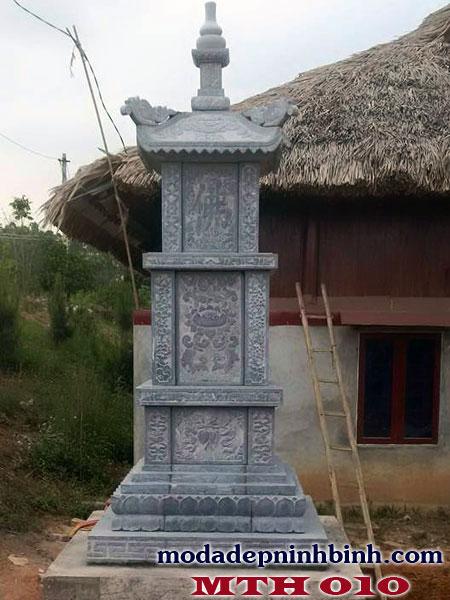 Mộ đá tháp 010