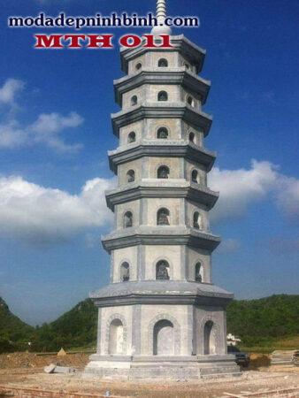 Mộ đá tháp 011