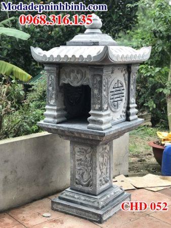 Cây hương bàn thờ đá CHD 052