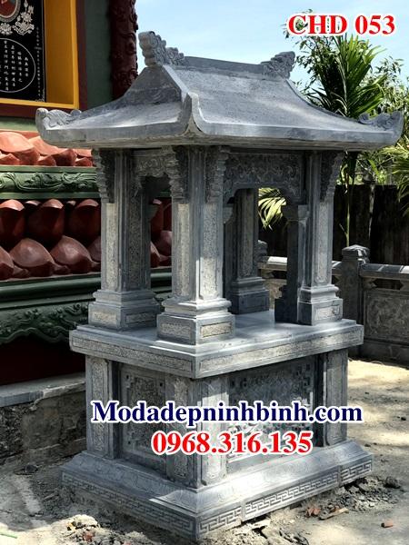 Cây hương miếu thờ đá CHD 053