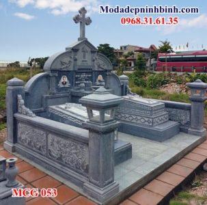 Hướng dẫn lựa chọn mộ đá công giáo đẹp