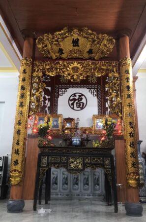 Hướng đặt bàn thờ theo phong thủy