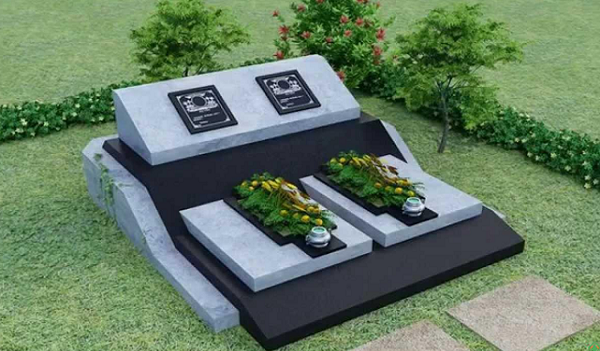Ưu điểm của lăng mộ bằng đá granite