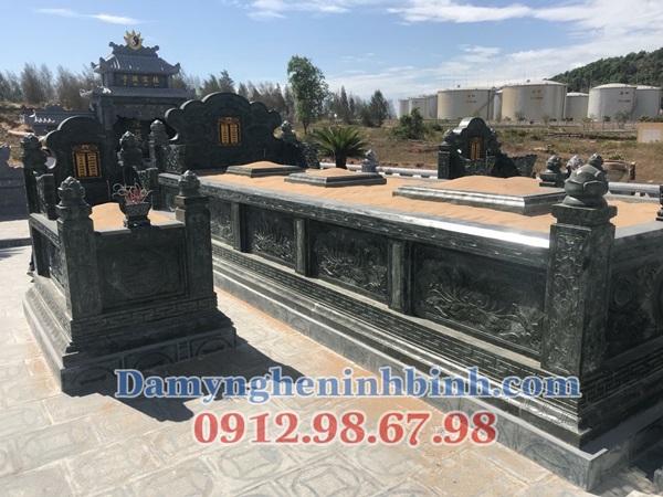 Khu mộ đá xanh rêu Nghi Thiết, Nghệ An