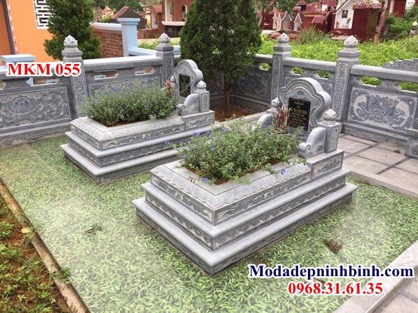 Kích thước mộ tam sơn