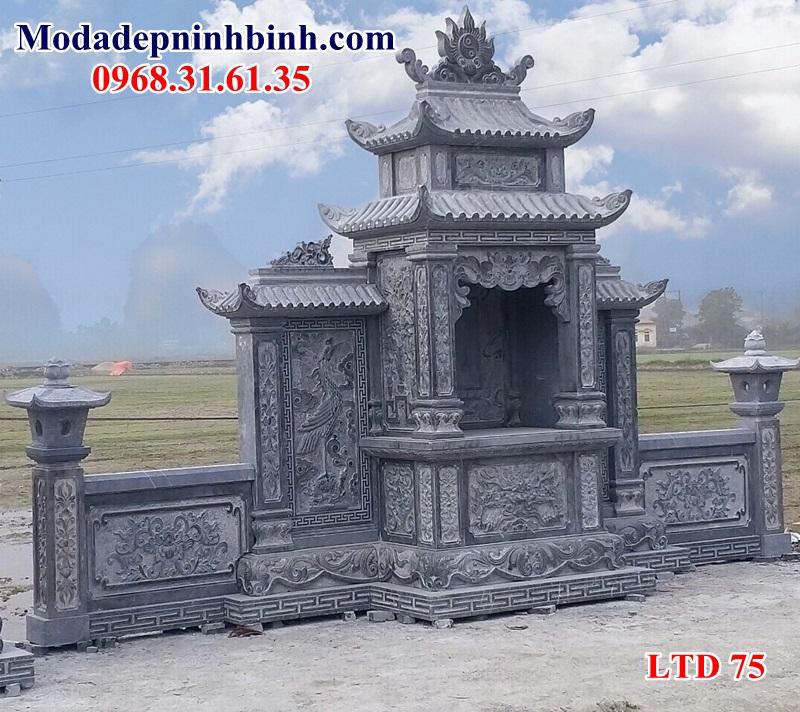 lăng mộ đá xanh đẹp nhất Ninh Vân Ninh Bình thanh hóa nghe an ltd 75
