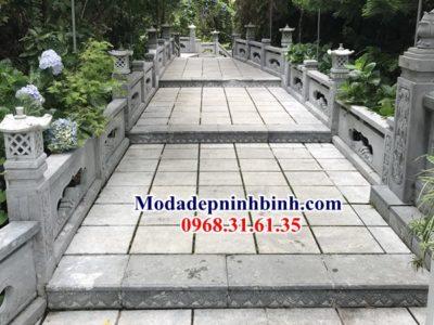 lan can hàng rào đá tại Đà Nẵng 038