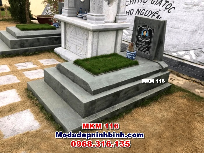 Lăng mộ đá đẹp MKM 116