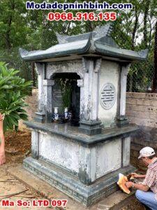 Lăng mộ đá ba vì hà nội