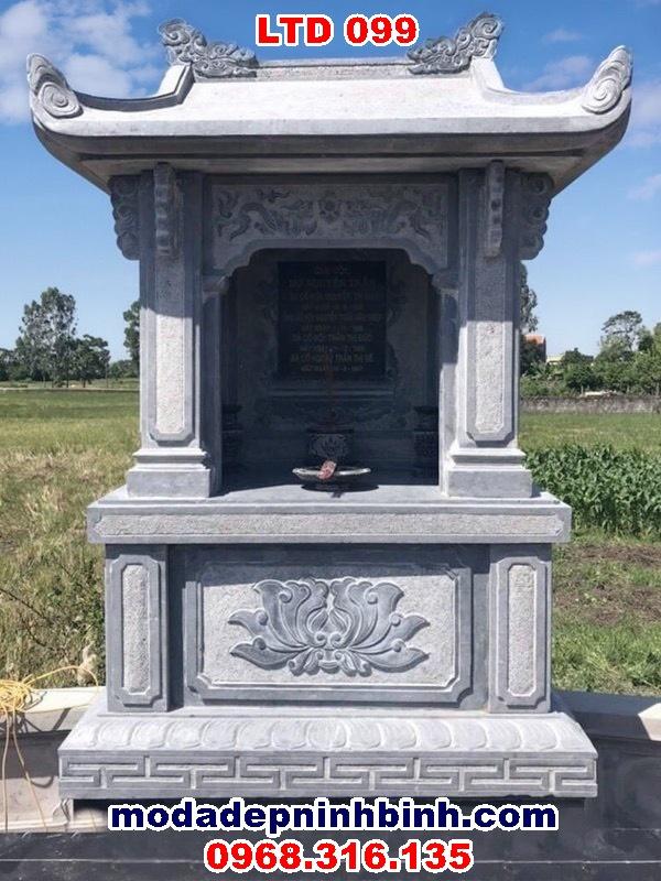 lăng thờ bằng đá
